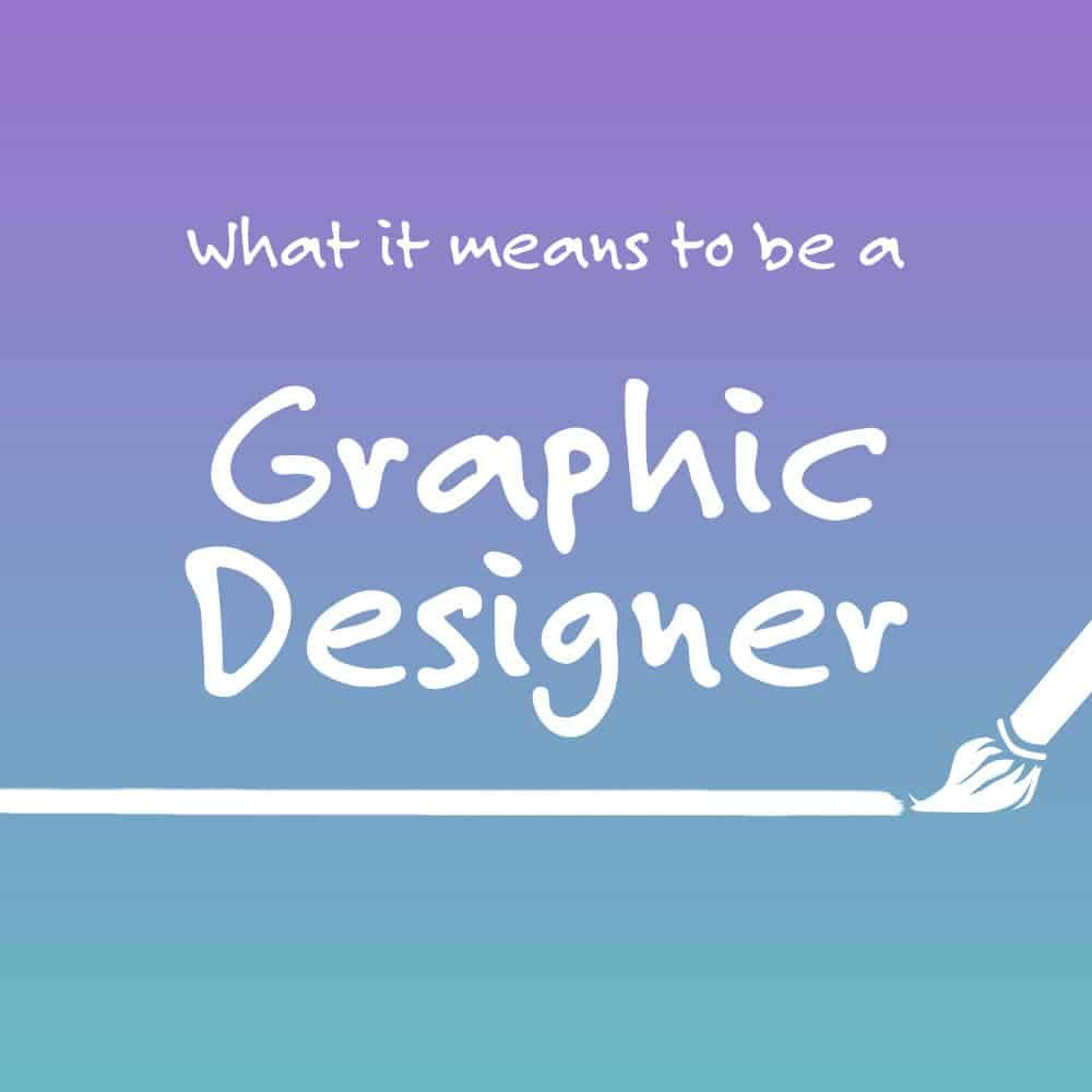 what is graphic design video