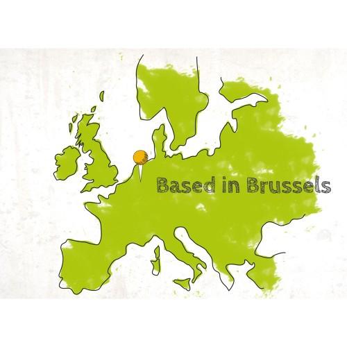 EWFA Brussels Illustration