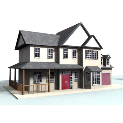 Lucas Developments House