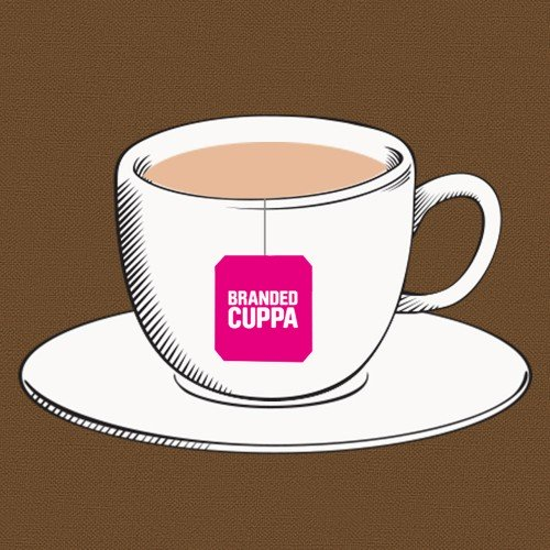 Branded Cuppa Icon