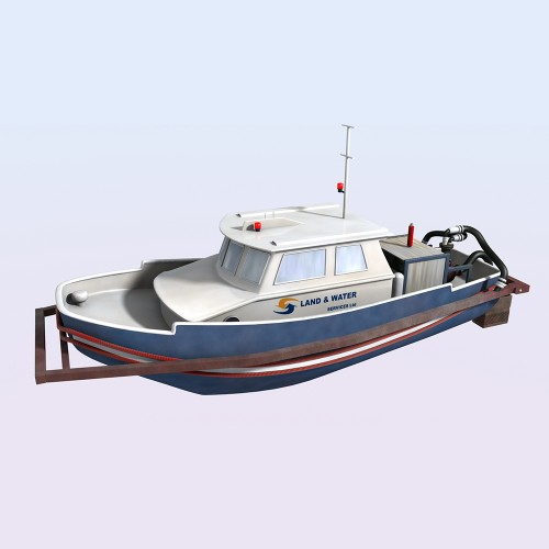 Land & Water Boat