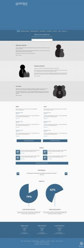 Painting Pixels Gotelee Website Design 006