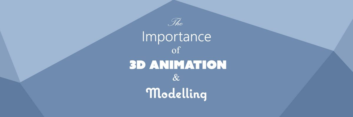 Importance of 3D Animation and Modelling Icon