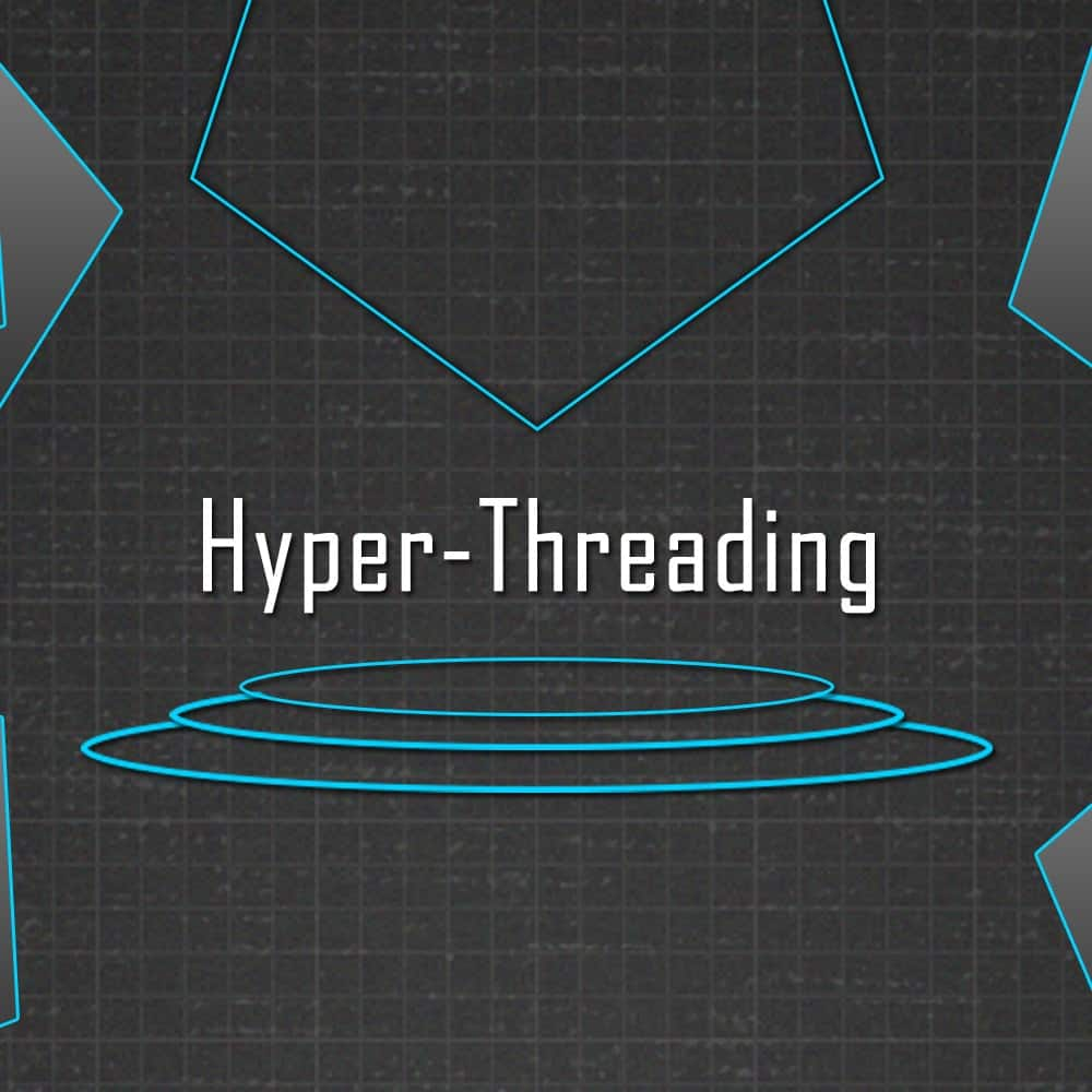 Hyper Threading Icon