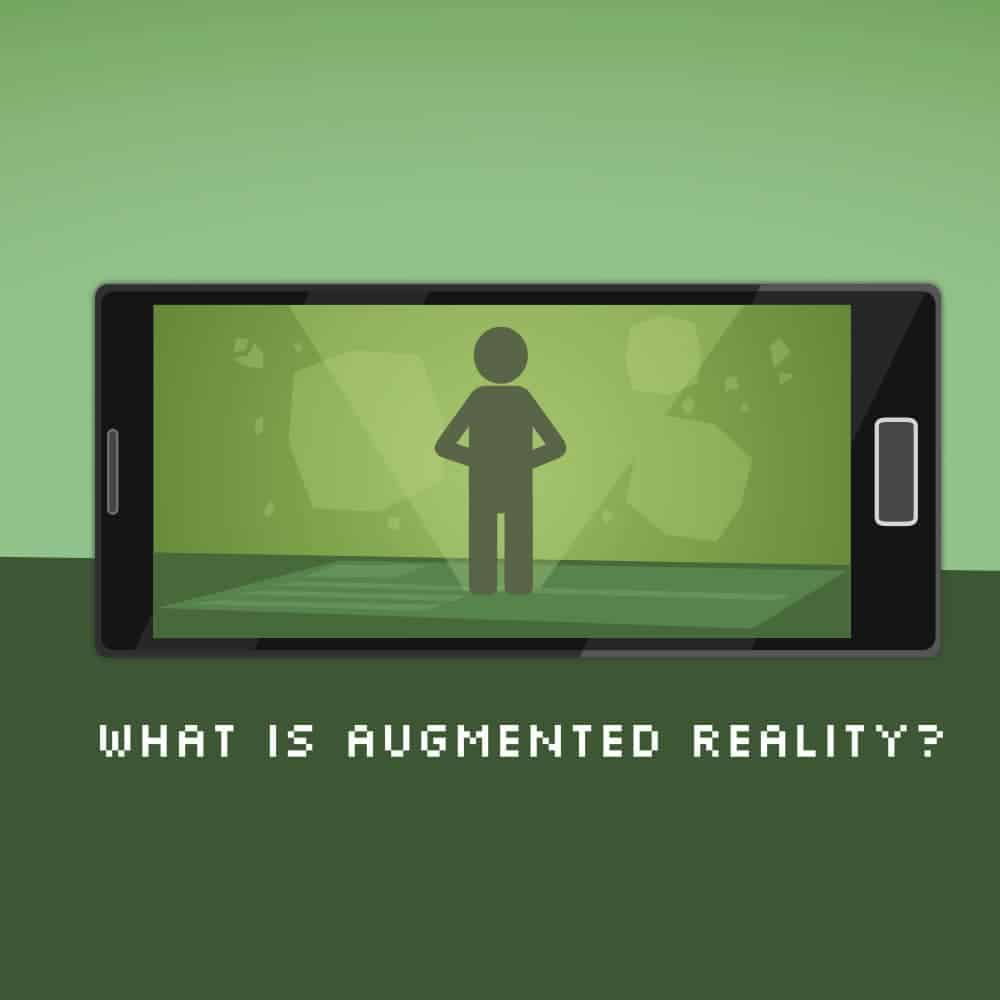 What is Augmented Reality Icon