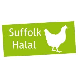 Suffolk Halal Logo