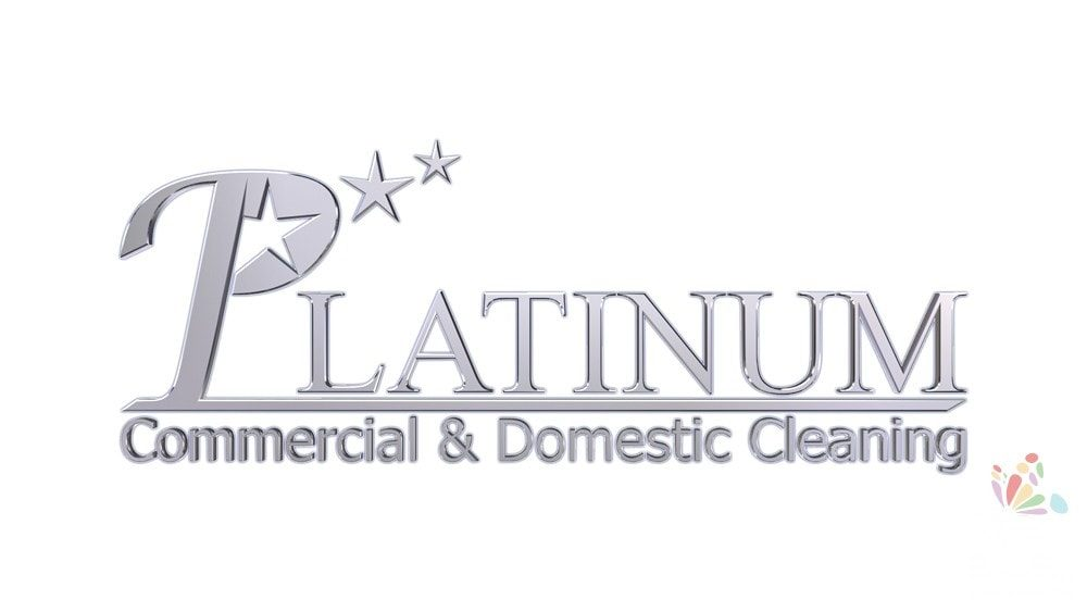 platinum cleaning Logo design ipswich