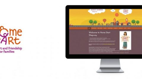 Home-Start Shepway - Bespoke, Animated and Interactive Website 106