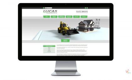 Lucas Developments - Branding, Website & 3D Animation 3