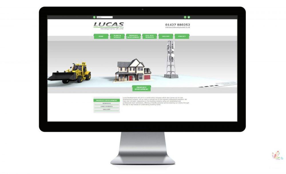 Corporate website design Ipswich suffolk