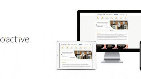 Orthoactive - Logo, Leaflets, Website & Video Production 9