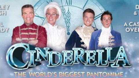 Cinderella Pantiomime TV Advert Banner