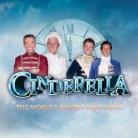 Cinderella Pantomime TV Advert Thumb