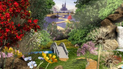 Painting Pixels Cinderella Featured Render