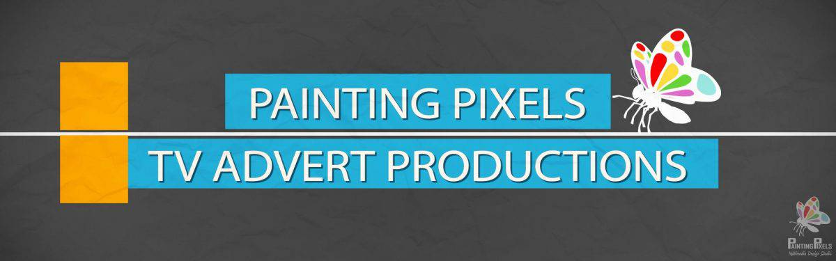 Painting-Pixels TV Advertising Service