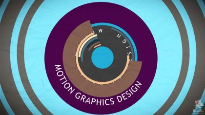 TV Advert Motion Graphics