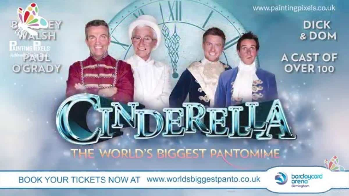 Cinderella TV Advert 12