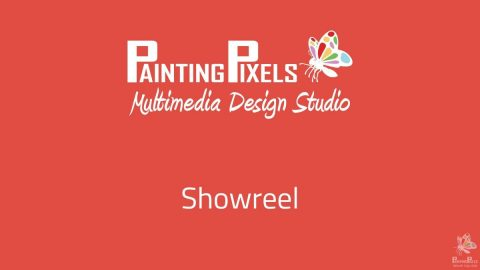 Painting Pixels - Showreel 2016