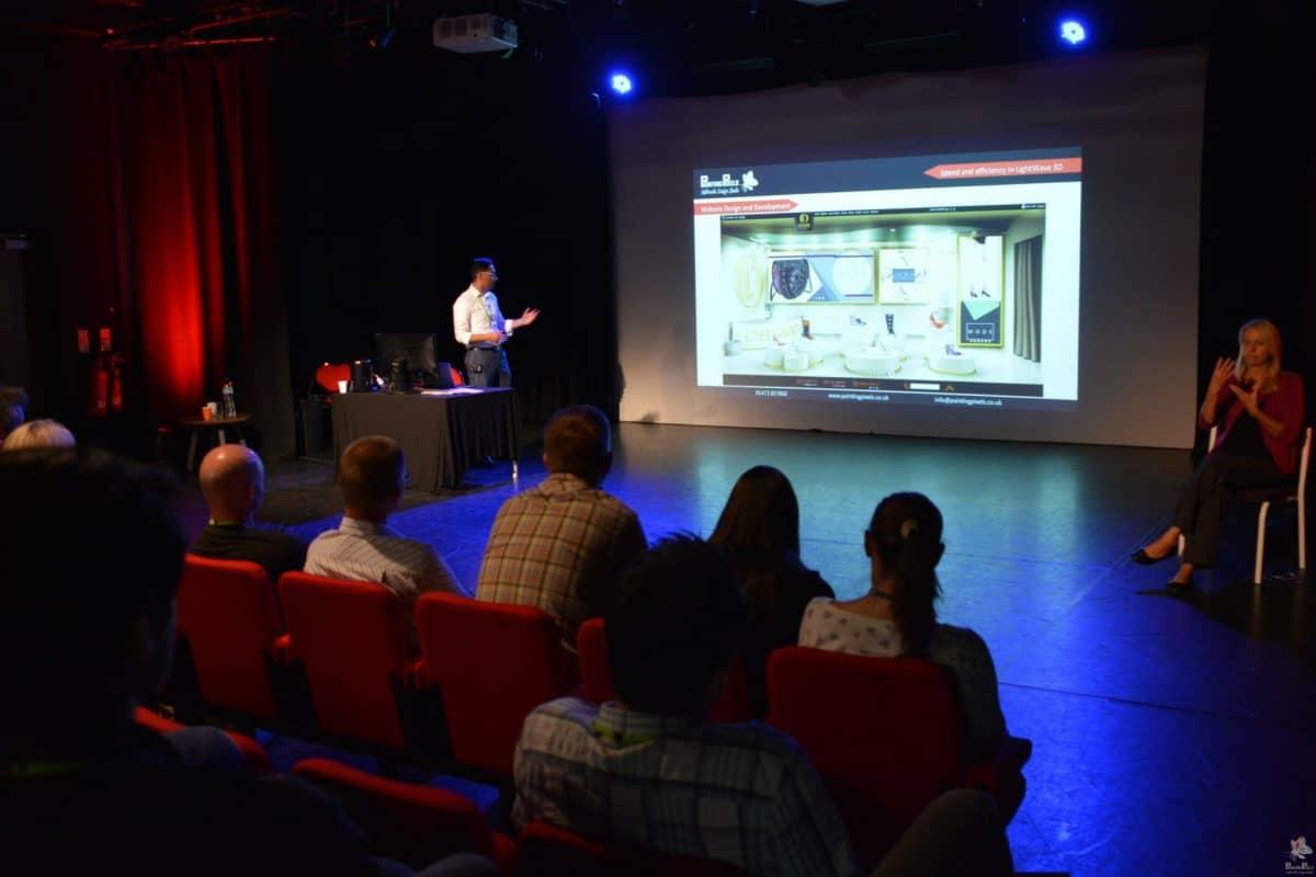 Lightwave 3D Create Expo 2015 - 002