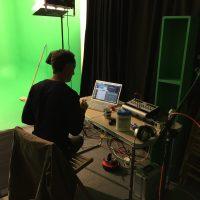 Professional Audio Recording Setup