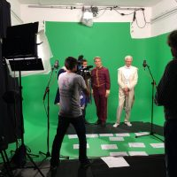 Green Screen Rehearsal