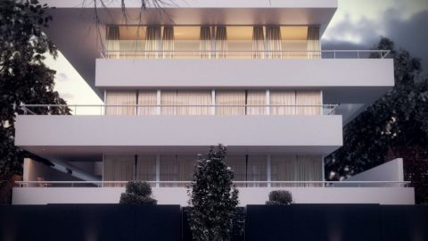 PP Architectural Visualisation 001