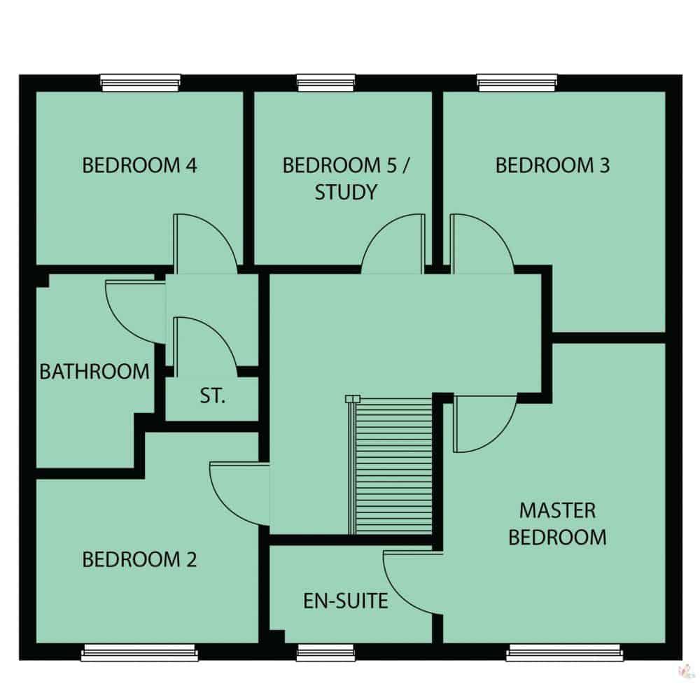 Architectural_Visulisation_Floorplan-Two