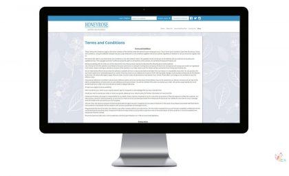 Honeyrose - E-Commerce and Responsive Website 10