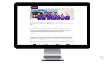 White Brothers - Bespoke Website Design 6