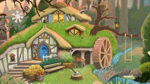 Concept Design Graphics for Snow White 1