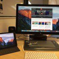 Painting Pixels Testing Duet Display App