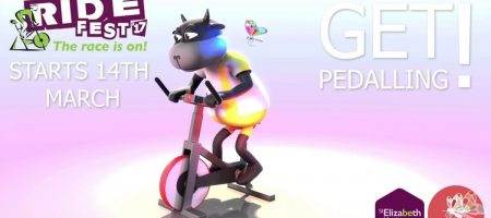Woolly Rider 3D Animation for Ride Fest 2017