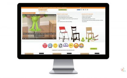 Kaboost - Website and E-Commerce 2