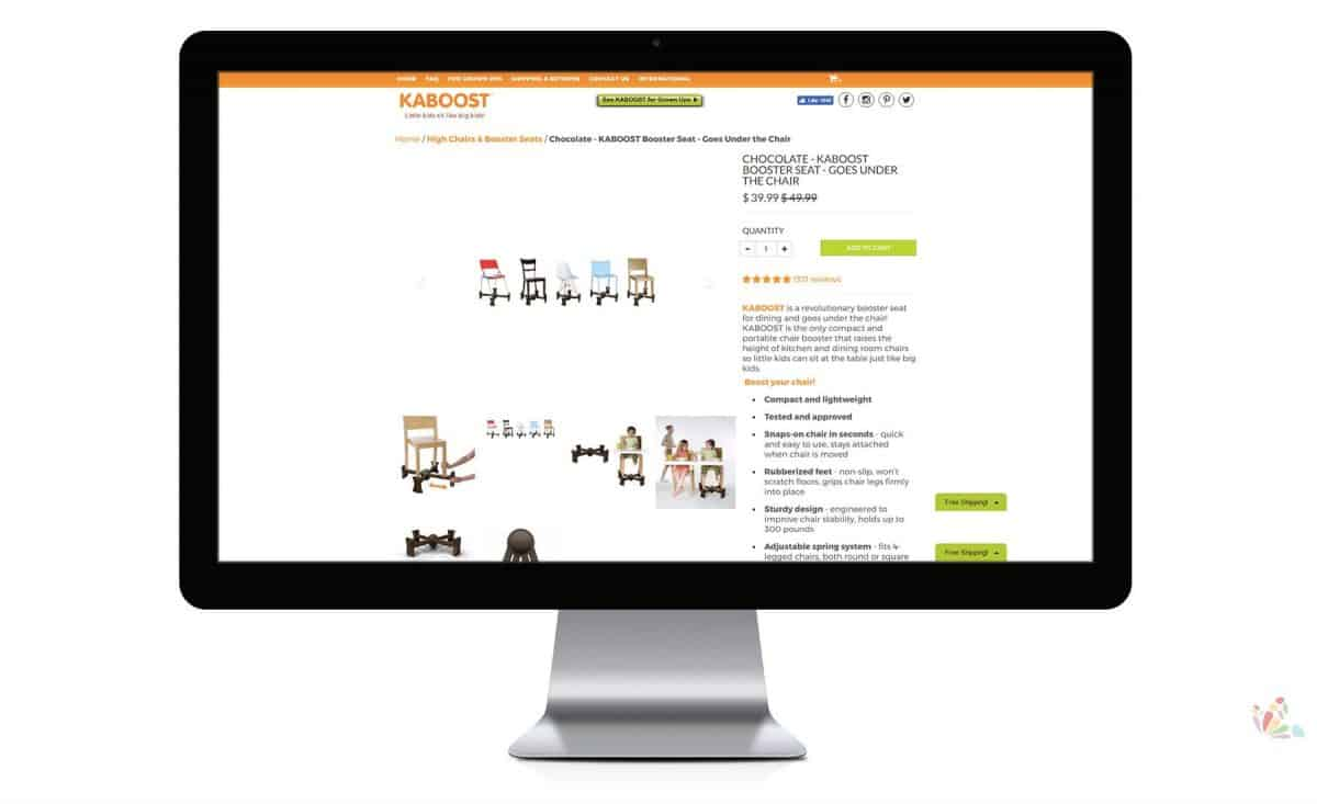Kaboost - Website and E-Commerce 11