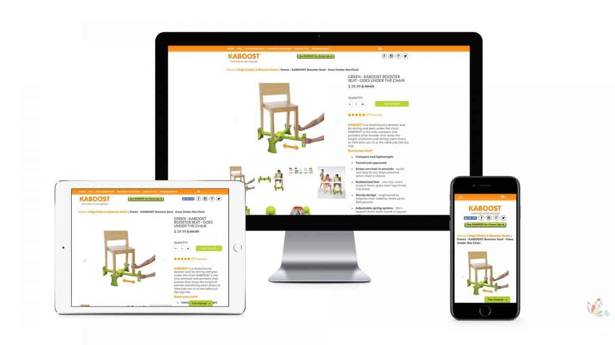 Kaboost - Website and E-Commerce 6