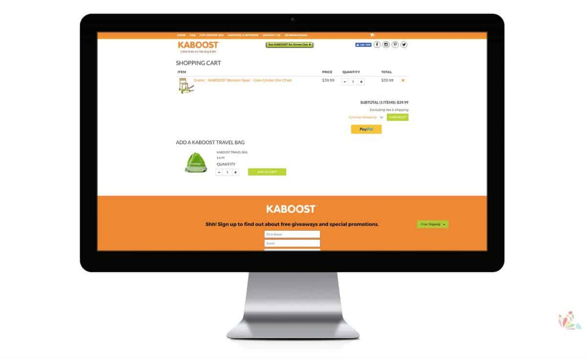 Kaboost - Website and E-Commerce 12