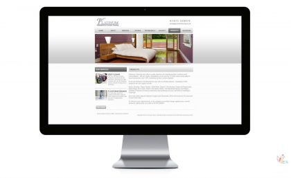 Platinum Cleaning - Website and Logo 5