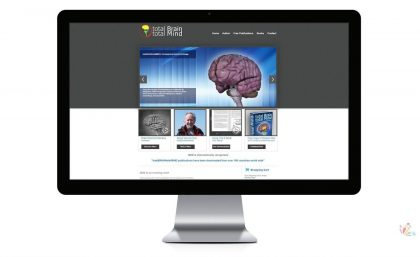 Total Brain Total Mind - Website and Video Green Screen Production 1