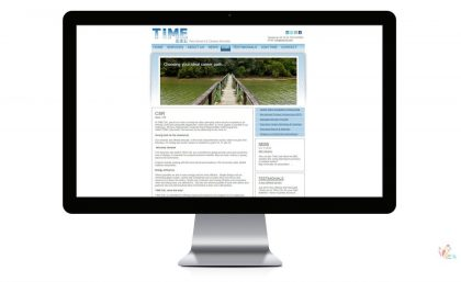 Time CSL - Website 2