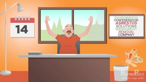 2D Animation for J and L Recruitment