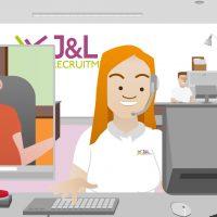 Clinet and JLR Staff