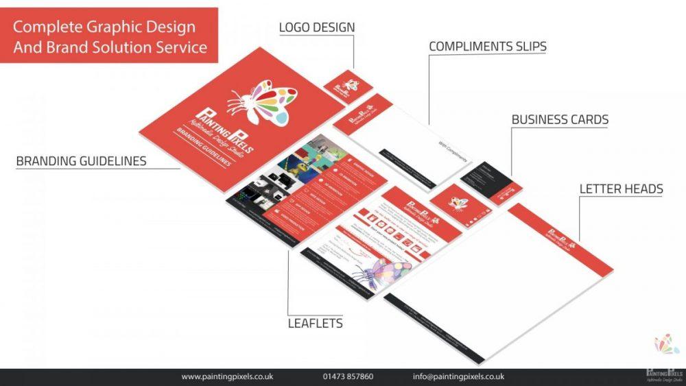 Graphic Design Company Logo Design Ipswich Suffolk London Branding Package