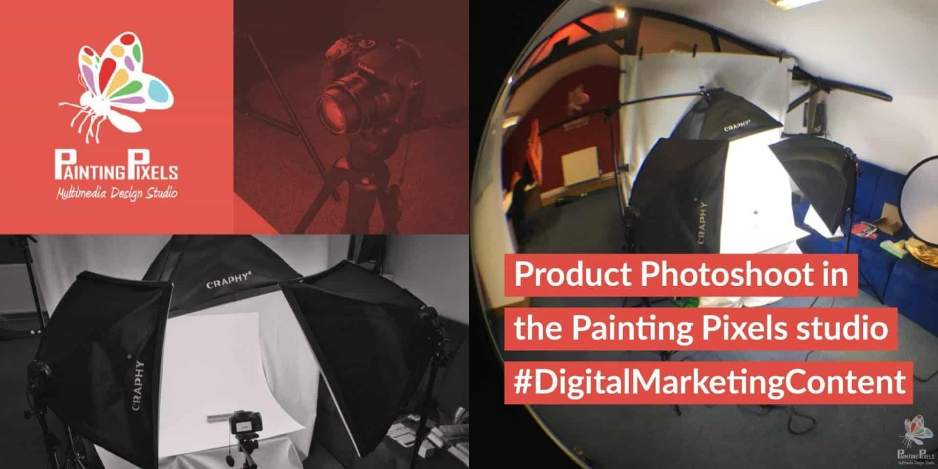 Product Photo Shoot Digital Marketing