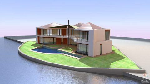 3D Architectural Visualisation Ipswich - DB House - 10