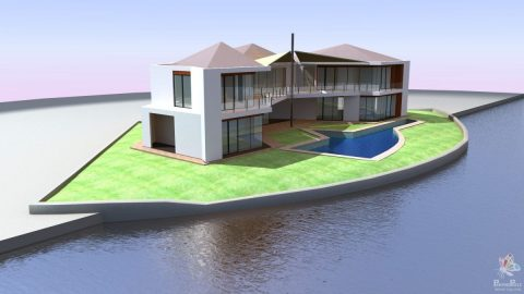 3D Architectural Visualisation Ipswich - DB House - 11
