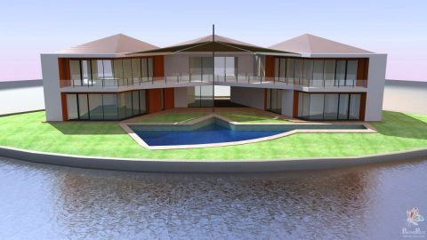3D Architectural Visualisation Ipswich - DB House - 12