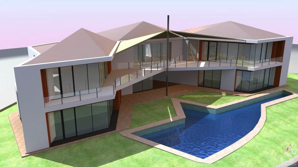 3D Architectural Visualisation Ipswich - DB House - 14