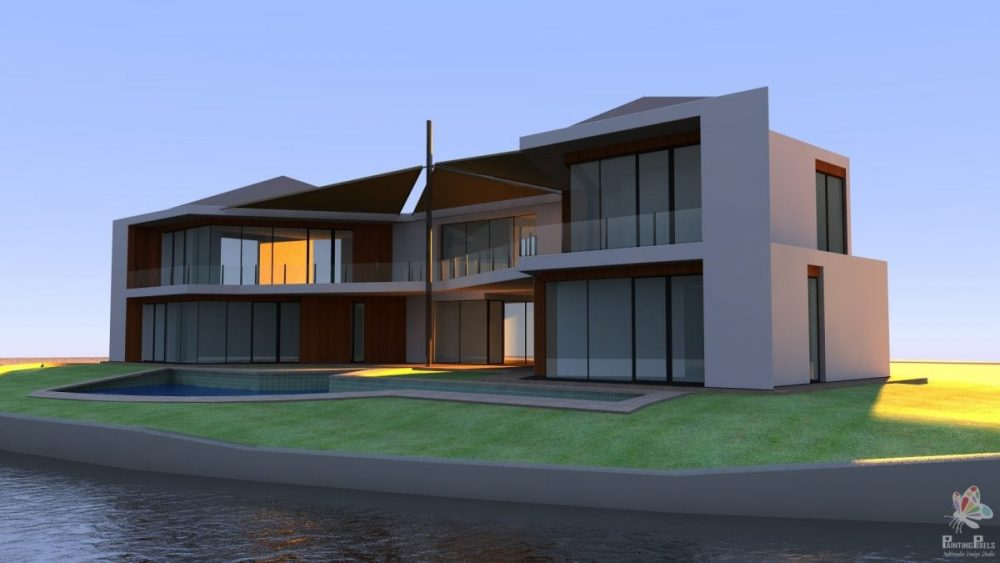 3D Architectural Visualisation Ipswich - DB House - 15