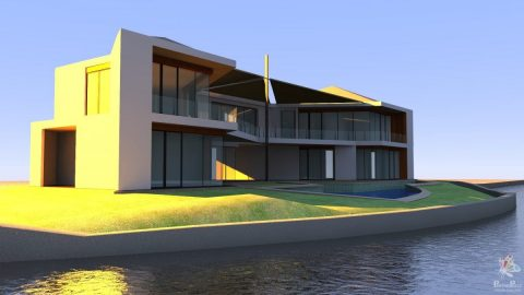 3D Architectural Visualisation Ipswich - DB House - 16