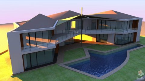 3D Architectural Visualisation Ipswich - DB House - 17